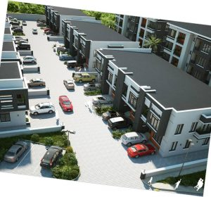 RESIDENTIAL DEVELOPMENT AT ABIJO, OFF LEKKI EPE EXPRESS WAY, LAGOS FOR THE NEST HOMES, ABIJO (1)